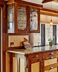 casual crafts style kitchen fine homebuilding
