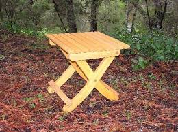 how to make a small table make a small and portable folding table diy real
