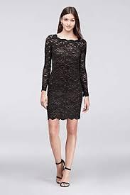 little black dresses cocktail u0026 party dresses david u0027s bridal