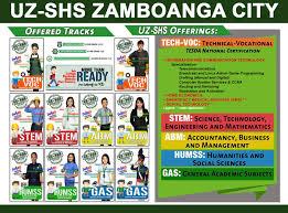 senior high universidad de zamboanga