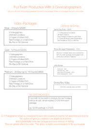 wedding videography prices top toronto wedding videographer