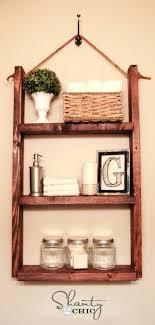 Bathroom Shelves Pinterest Shelves For Bathroom Ideas For A More Organized Home Storage