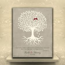 10 year anniversary gift for 10 year anniversary gift gift for corinthians 13 13 tree
