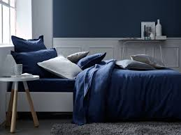 chambre gris et bleu peinture gris bleu pour chambre