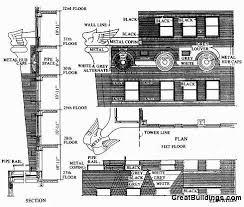 chrysler building floor plans gallery of ad classics chrysler building william van alen 27