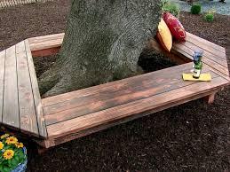 deck bench seat video diy