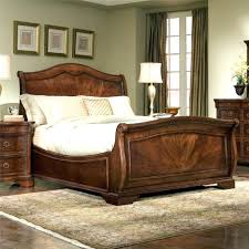 Bed Frame Used Sleigh Bed Frame Hardware Metal Used King Size