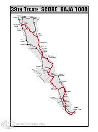 Baja Map 2006 Baja 1000 Photos Motorcycle Usa