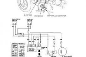 honda crf 110 wiring diagram wiring diagram