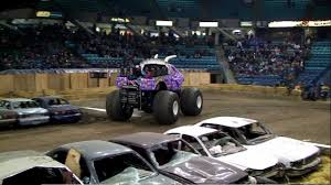 monster trucks jam videos ride monster truck rides jurassic attack the ride promo video