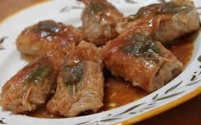 cuisine sicilienne recette saltimbocca de veau recette sicilienne cuisine