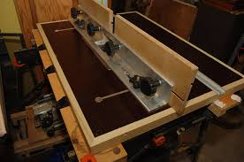 diy router table fence building a router table router forums