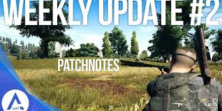 pubg patch pubg xbox weekly update 2 patch notes best pubg guides news