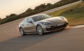 porsche 2018 porsche panamera turbo s e hybrid first ride review car