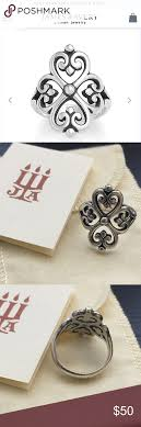 avery adorned hearts ring avery adorned hearts ring avery ring size 6 1 2