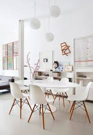Teresa Dining Chair White Room Interiors And Dining Chairs - All white dining room