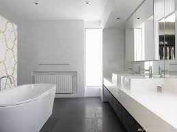 finished bathroom ideas white and gray bathroom ideas wall mounted shower chrome