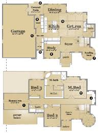 All In The Family House Floor Plan House Review Family Homes Professional Builder
