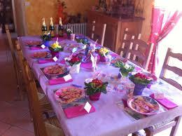 deco de table pour anniversaire comment décorer une table pour un anniversaire meilleure