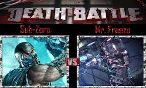 Mr Freeze Meme - sub zero vs mr freeze by sonicpal on deviantart