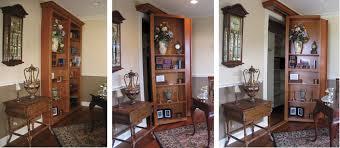 Minecraft Secret Bookshelf Door Revolving Bookshelf Door U0026 Oak Revolving Bookcase Tower