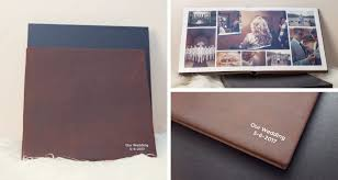 magnetic photo albums products we use and gold leaf photography and design