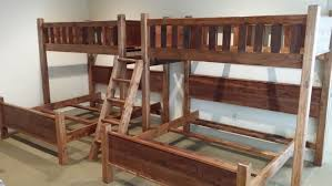 Bunk Beds  Twin Xl Bunk Bed Plans Free X Bunk Bed Plans Queen - Queen bunk bed plans