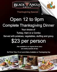 what time thanksgiving dinner thanksgiving dinner special