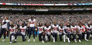 n f l week 8 texans kneel but seahawks steal the show the new