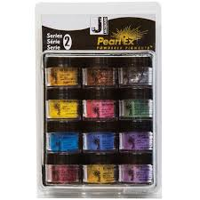 jacquard pearl ex powdered pigments series 2