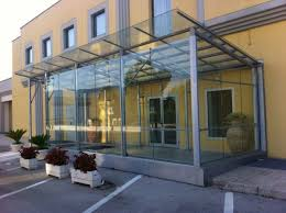 veranda vetro chiusure vetrate vetreria industriale vitra