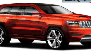 jeep suv 2012 new jeep grand cherokee srt8 to receive over 500hp