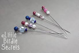 corsage pins sewing images hat pin or scrapbook stick pin tutorial