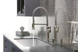professional kitchen faucets home when it s time for a new kitchen faucet i turn to kohler