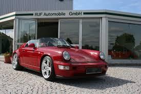porsche 964 ruf automobile gmbh u2013 manufaktur für hochleistungsautomobile