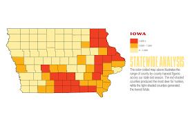 Iowa Counties Map 2017 Iowa Deer Forecast Game U0026 Fish