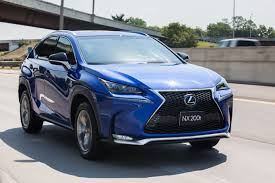 2016 lexus nx road test first drive lexus nx 200t f sport is sport in name only pursuitist