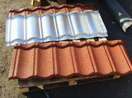 Metal Roof Tiles Coated Steel Roof Tiles Roofing Calculator Estimate Your