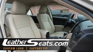 toyota leather seats 2012 2014 toyota camry overstock replacement leather upholstery