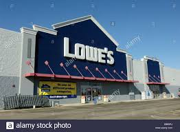 lowes store front stock photos u0026 lowes store front stock images