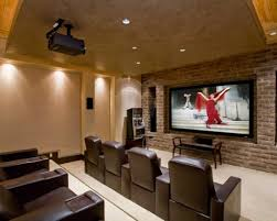 home basement designs modern basement home gym area design with tv