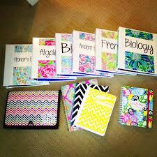 high school stuff school supplies haul wishlist school diy