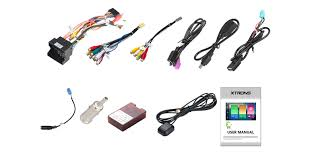 buy silver android 6 0 marshmallow car stereo for ford xtrons
