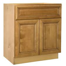 assembled 30x34 5x24 in base kitchen cabinet in unfinished oak