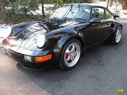 1994 porsche 911 turbo 1994 black porsche 911 turbo 3 6 24693401 gtcarlot com car