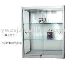 Wall Curio Cabinet Glass Doors Wall Cabinet With Glass Doors S Small Wall Curio Cabinet With