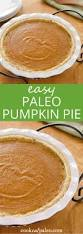 Crustless Pumpkin Pie by Paleo Pumpkin Pie Recipe Gluten Free Cook Eat Paleo