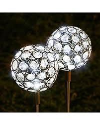 solar stake lights outdoor huge deal on takeme garden solar lights outdoor set of 2 solar