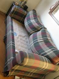 how to make a couch slipcover from sheets scribbles from emily