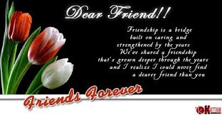 let us celebrate friendship day with greetings messages quotes